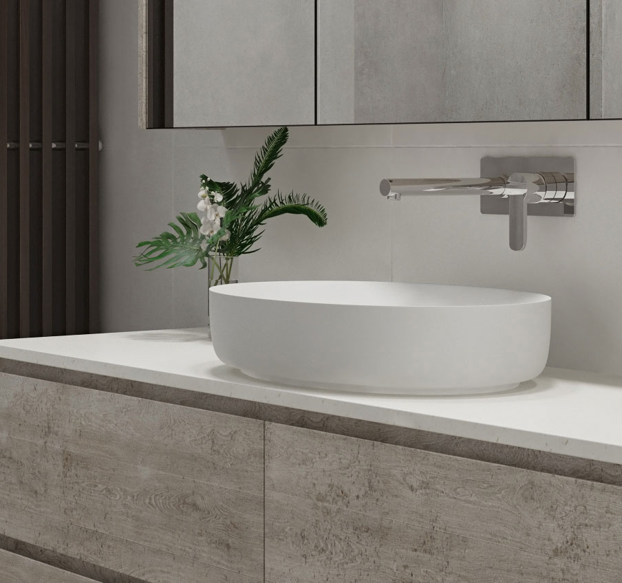Timberline Bathroom Products. All Basins.
